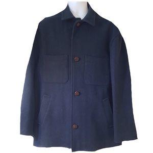 ❣️HP❣️Perry Ellis 80%Wool Coat size 44